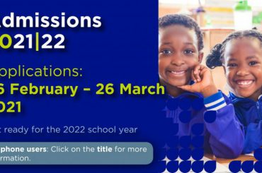 Admissions 2022 Open